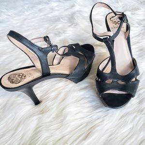 Vince Camuto Shoes - Vince Camuto Heels Trinna Black Sandals Shoes